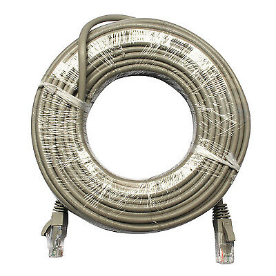 ANNKE 15m RJ45 CAT5 High Speed Ethernet LAN Network Cable for POE Security Kit
