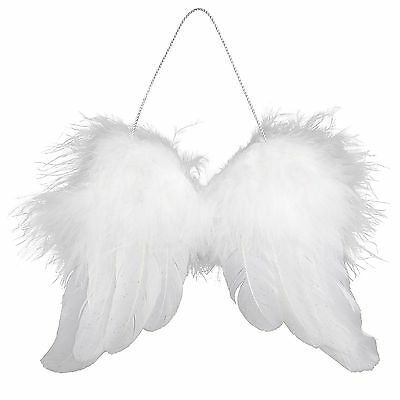 Pier 1 Imports Feather Angel Wings Ornament In Memory Of A Loved One Christmas