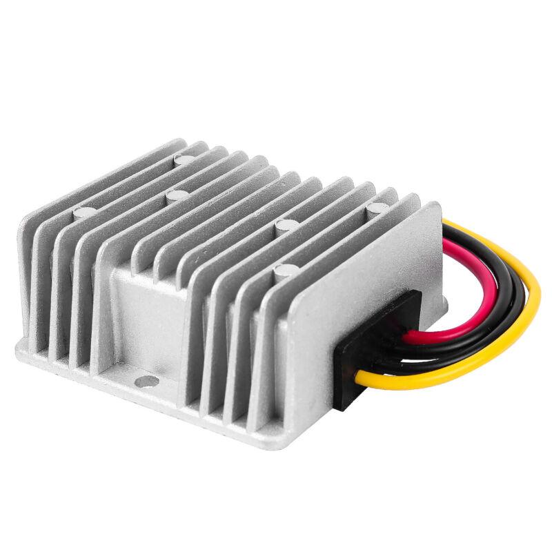 GOLF CART DC CONVERTER 10 AMP 48V 48 VOLT VOLTAGE REDUCER REGULATOR TO 12V 10A