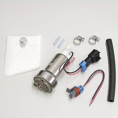 Walbro Fuel Pump Install (F90000267 Walbro 450LPH E85 Performance Fuel Pump Racing W Install)