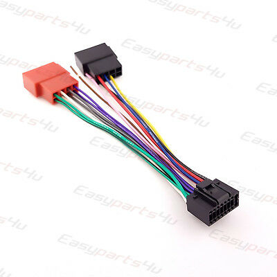 Iso Adaptador JVC KD-LX3R KD-LX10R KD-LX30R KD-LX33R KD-LX50R