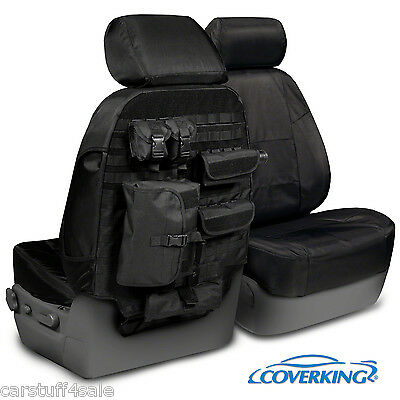 CORDURA BALLISTIC® Tactical Front Seat Covers Made for 1997-2000 Hummer H1 WAGON Wagon Seat Cover Set