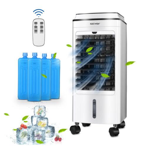 Mini Portable Evaporative Air Cooler Colling Fan 4L Humidifier Remote Control US