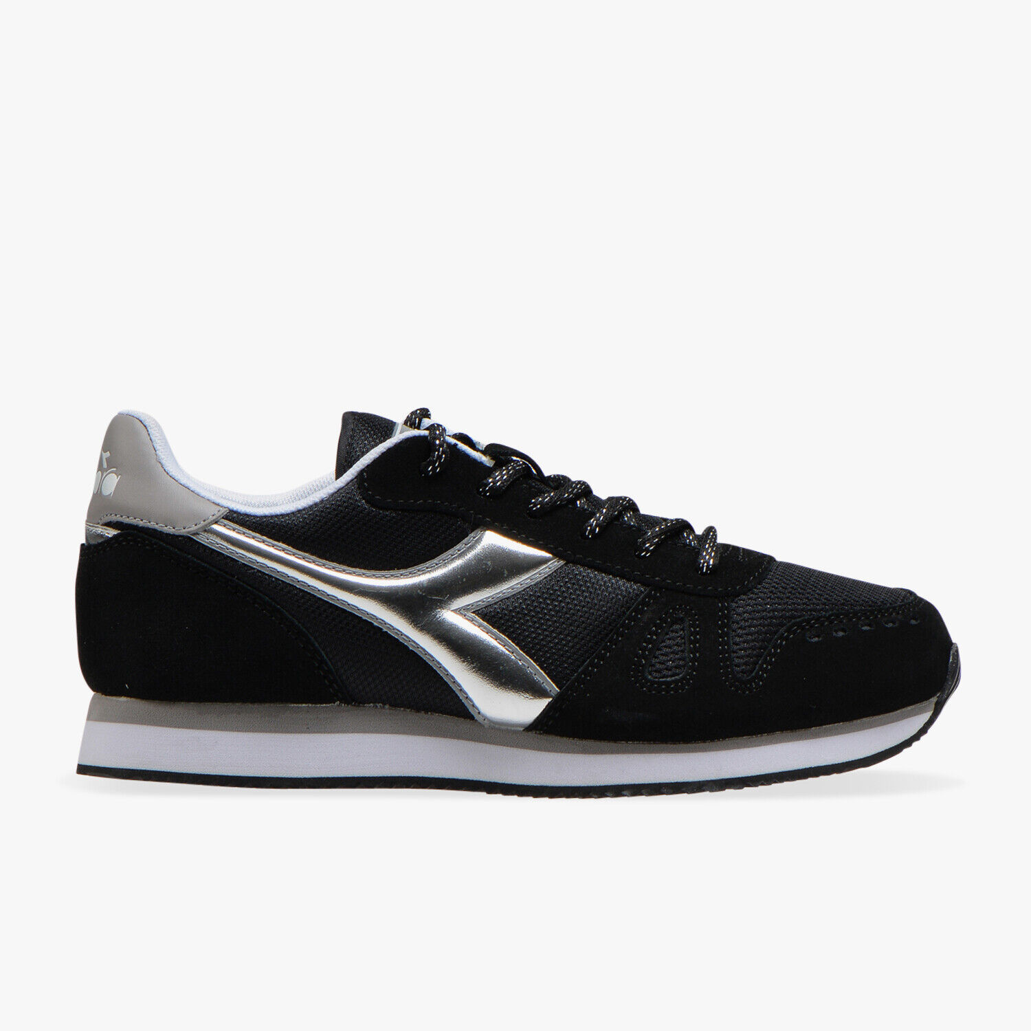 SCARPE DIADORA DONNA SIMPLE RUN WN 101.173746 01 C7565 NERO