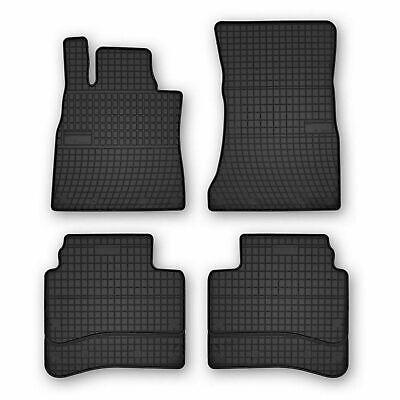 Gummimatten für Mercedes S-Klasse W222 Limousine und Langversion S63 S65 AMG