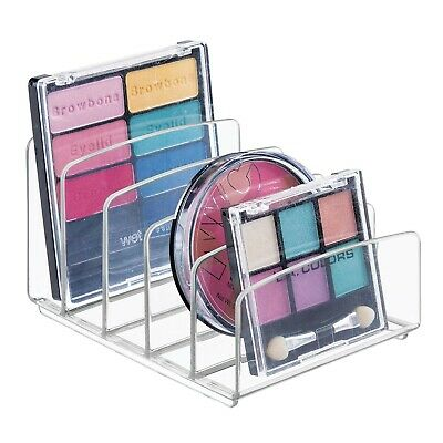 Eyeshadow Palette Organizer Bathroom Vanity Makeup Cosmetic Countertop Storage ()