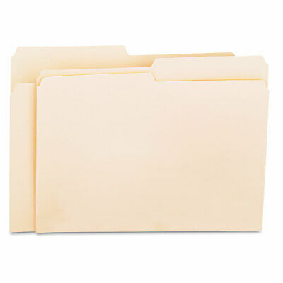 Universal File Folders 12 Cut One-ply Top Tab Letter Manila 100box 12112