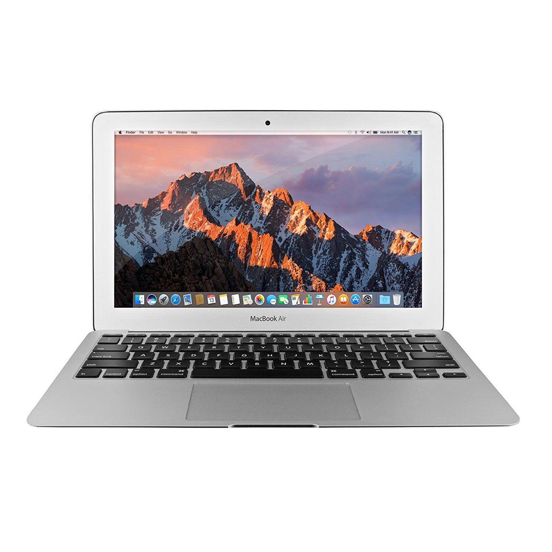"""Apple MacBook Air MJVM2LL/A 11.6"""" Intel Core i5 1.6GHz 4GB RAM 128GB SSD"""