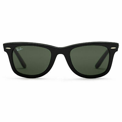 Ray Ban RB2140 Original Wayfarer Sunglasses - 901 Black (G-15XLT Lens) - 50mm