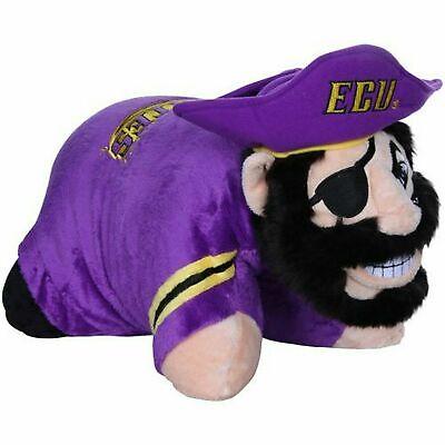 East Carolina ECU NCAA Pillow Pet - (East Carolina Pirates Pillow)