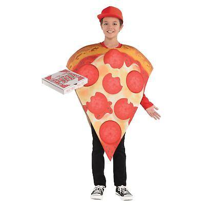 - Pizza Girl Kostüm