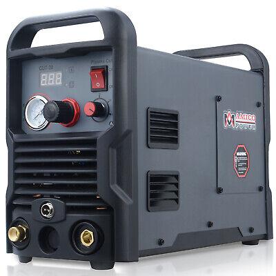 Amico Cut-30 30 Amp Pro. Plasma Cutter 110230v Dual Voltage Cutting Machine