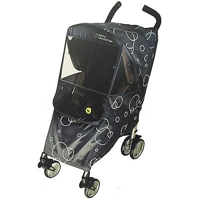 Universal Baby Stroller Cover Accessories Rain Winter Sun Shade Weather Shield