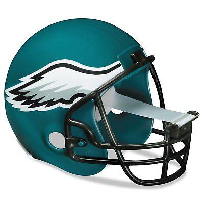 3m Scotch Tape Dispenser - Philadelphia Eagles Football Helmet W 1 Tape Roll