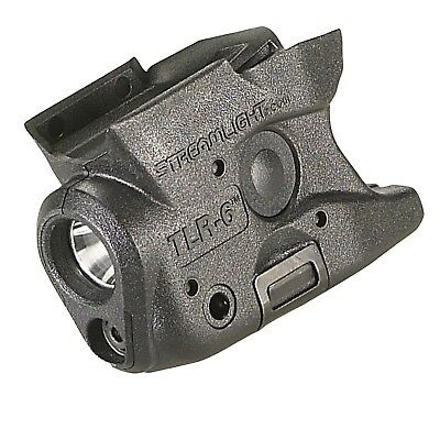 Tlr 6 Subcompact Gun Mounted Light W  Red Laser M P Shield 69273
