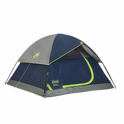 Coleman 2 Person - Coleman 2-Person Dome Tent for Camping | Sundome Tent with Easy Setup