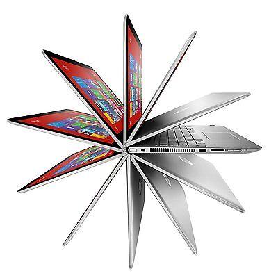 New HP ENVY X360 2-in-1 Convertible FHD Touchscreen i5-6200U 12GB 1TB Backlit