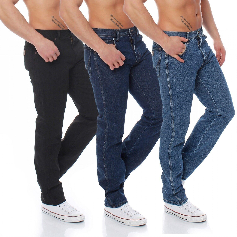 WRANGLER - Durable - Regular Fit & Bootcut as Texas - Herren Jeans Hose - NEU