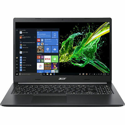 "Acer Aspire 5 15.6"" Intel Core i5-8265U 1.6GHz 8GB Ram 512GB SSD Windows 10 Home"