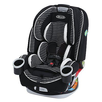Graco 4Ever All in One Convertible CAR SEAT, InRight Latch BABY CAR SEAT, Studio