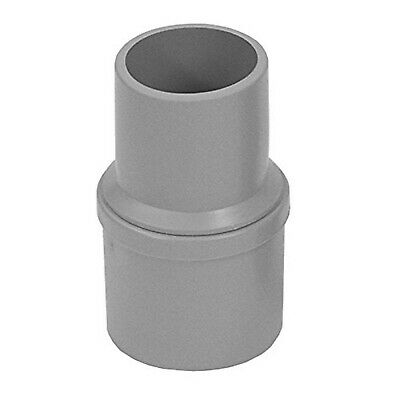 "Haviland PVC Standard Swivel Cuff for Commercial 2"" Hoses, Gray"