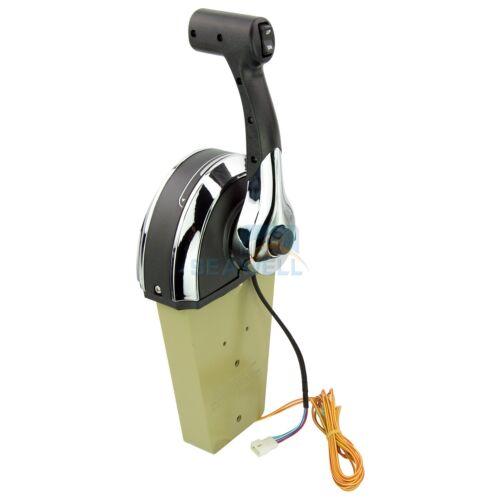 Single Binnacle Outboard Remote Control Console Kit for MERCURY 8M0059686