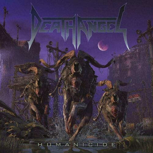 DEATH ANGEL / Humanicide cd ( deathangel ) digipack