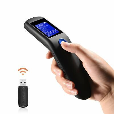 Wireless Barcode Scanner 1d Portable Bar Code Reader Inventory Wired