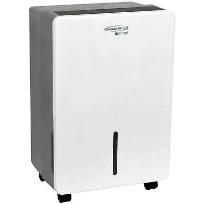 Used, Soleus 70 Pint Dehumidifier, Auto Restart, Low Temperature, DS1-70E-101 for sale  Collinsville