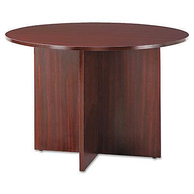 Alera Round Conference Table (Alera Valencia Round Conference Table w/Legs, 29 1/2h x 42 dia.,)