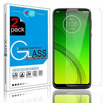 For Motorola Moto G4 G5 G6 G5S Plus Premium Tempered Glass Screen Protector Sy