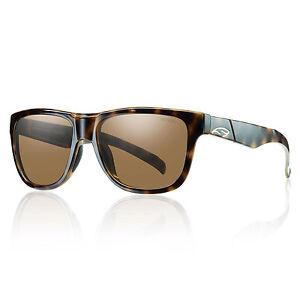 0e4204970ecc9 Smith Optics Lowdown Slim Tortoise Sunglasses Polarized Brown Lens ...