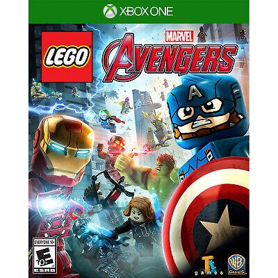 LEGO Marvel Avengers Xbox One [Factory Refurbished]