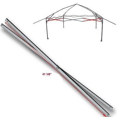 for Coleman 13 x 13 Instant Eaved Shelter Canopy Costco Side Truss Bar Replac...