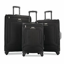 American Tourister Pop Max 3 Piece Luggage Suitcase Spinner Set (29