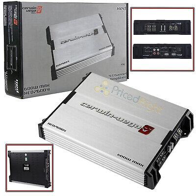 Cerwin Vega XED7600.4 Cerwin-vega Mobile Xed7600.4 Xed Serie
