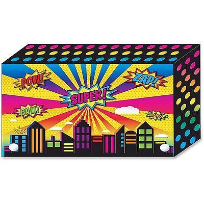 Ashley Superhero Design Index Card Holder Ash-90350 Ash90350