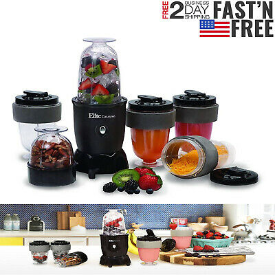 Fresh Nutri Mixer Blender Bullet Pro Food Extractor Magic Juicer Fitness 16 (16 Ounce Mixer)