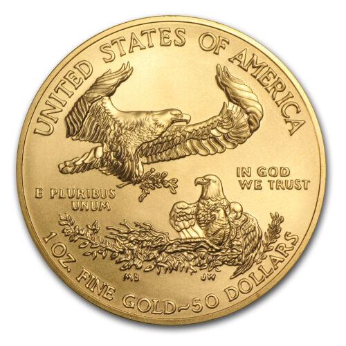 2016 1 oz Gold American Eagle BU - SKU #93743