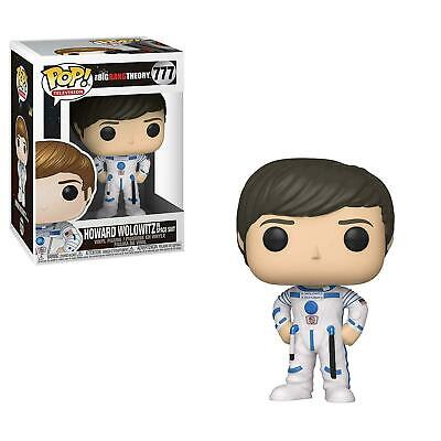 The Big Bang Theory Howard IN Space Suit 9.5cm Pop Vinyle Figurine Funko 777