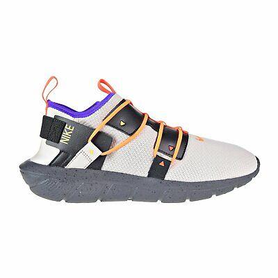 Nike Mens Vortak Casual Shoes Desert Sand/Total Orange/Black, Black, Size 10.5