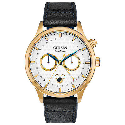 Citizen Men's Eco-Drive Mickey Mouse Limited Edition 43mm Watch AP1058-11W
