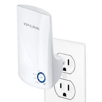 TP-LINK Wall Plug Universal Wi-Fi Range Extender with 2 x Antennas | TL-WA850RE