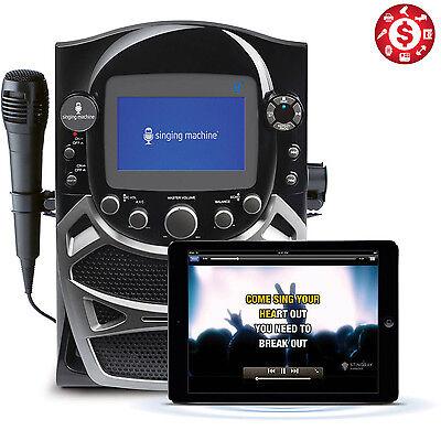 SINGING Machine CD+G KARAOKE Built-In 5