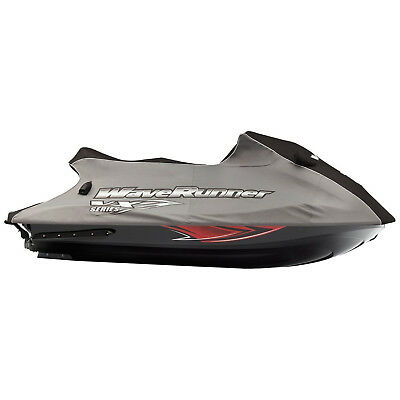Yamaha New OEM PWC WaveRunner VX Cruiser Cover Blk/Charcoal MWV-CVRVX-CR-10