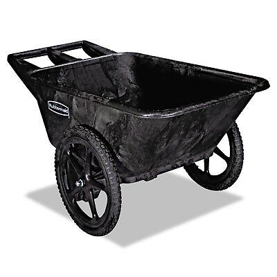 (Rubbermaid Commercial Big Wheel Agriculture Cart 300-lb Cap 32-3/4 x 58 x 28-1/4)