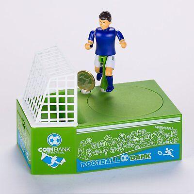 Soccer Shooting Coin Bank Football Bank Money Saving Bank Piggy Bank Kids Gift