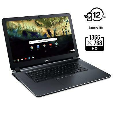 """Acer Chromebook 15 CB3-532-C4ZZ Celeron N3060, 15.6"""" HD, 4GB, 32GB"""