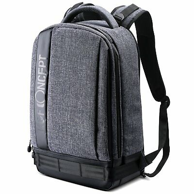 K&F Concept Camera Backpack Photo Bag Case Waterproof for Canon Nikon Sony DSLR