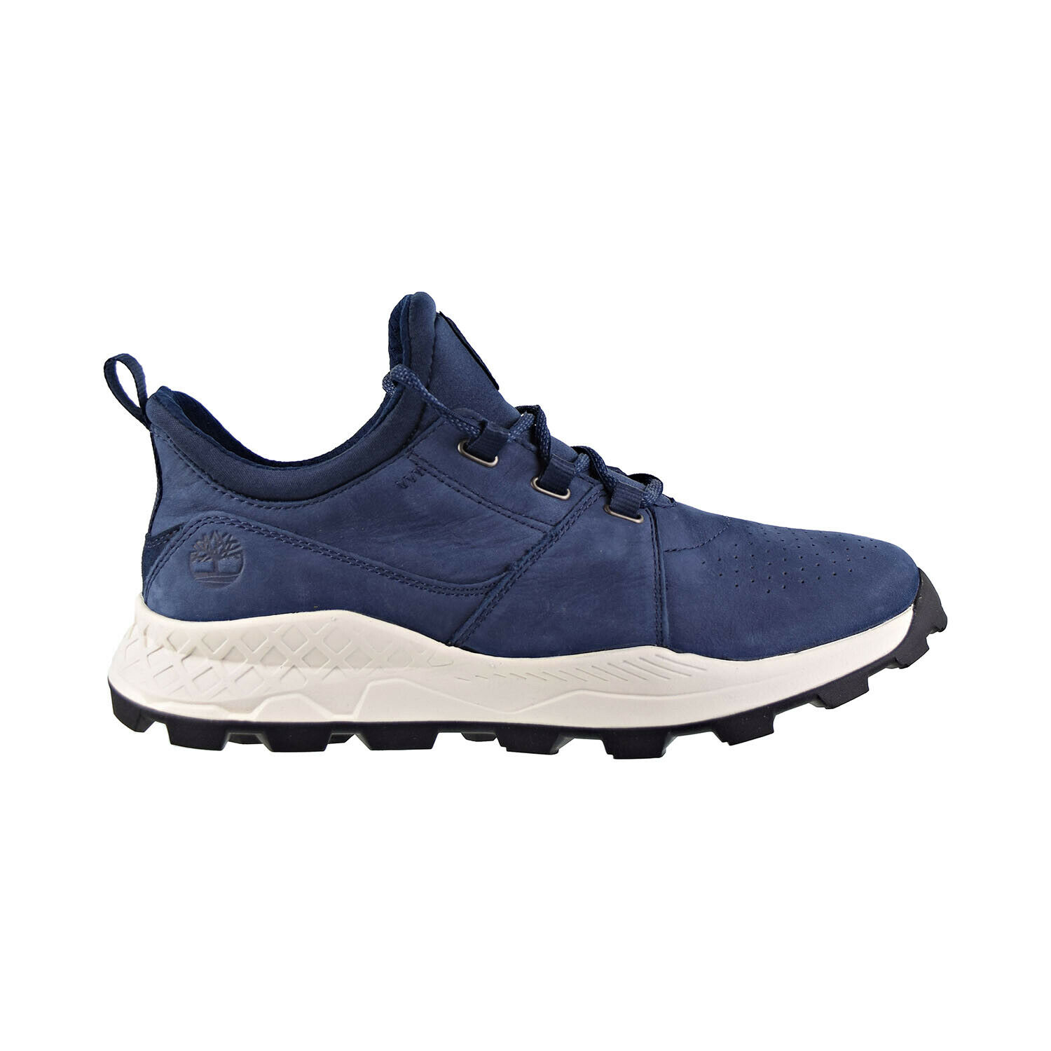 Timberland Brooklyn Lace Oxford Men's Shoes Navy Nubuck TB0A26G5